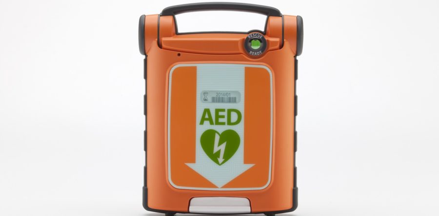 Defibrillators Need To Be Required