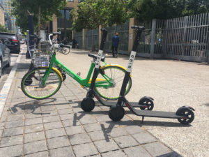Ban or Regulate? Cities continue to wrestle with dockless vehicle policies